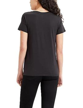 Camiseta Levis The Perfect Tee cactus negro