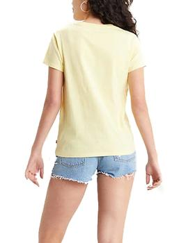 Camiseta Levis The Perfect Tee amarillo