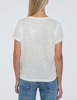 Camiseta Pepe Jeans Brooklyn blanco