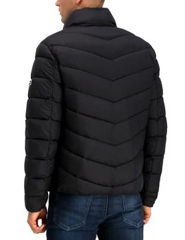 Cazadora Tommy Jeans Essential Puffer negro