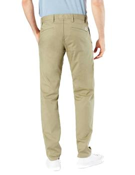 Pantalón Dockers Alpha Kakhi tapered beige