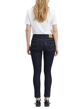 Pantalón vaquero Levis 711 Skinny To The Nine
