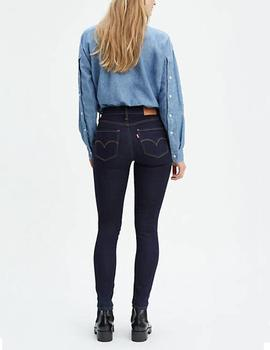 Pantalón vaquero Levis 721 High Rise Skinny To The Nine